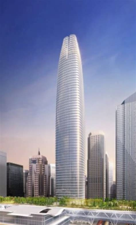 Transbay Tower, Tallest Building On West Coast, Given Go