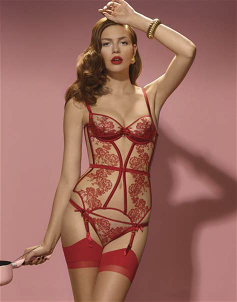 The Agent Provocateur Summer Collection