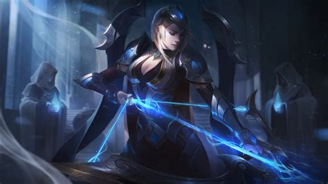 Championship Ashe League of Legends Wallpapers | HD