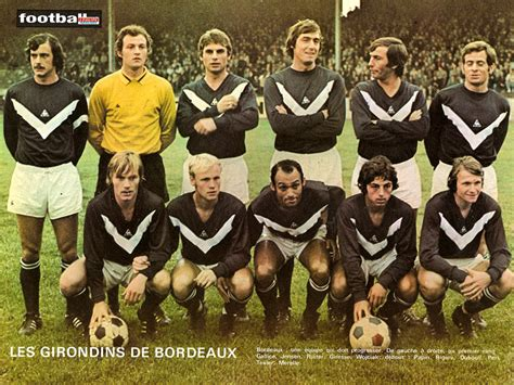 Elegant French Football Shirts Of The 1960s – Beyond The