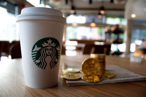 Starbucks Will Accept Bitcoin in 2020, Thanks to Wall