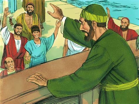 Paul's first missionary journey   If I Walked With Jesus