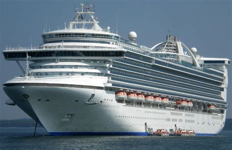 Caribbean Princess - Itinerary Schedule, Current Position