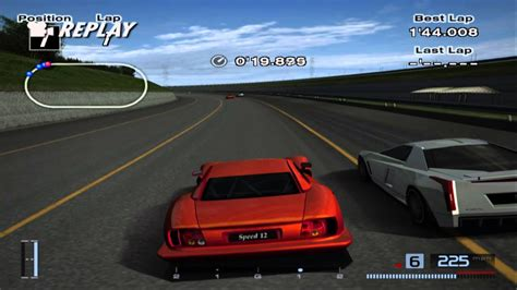 (Old) PCSX2 High Quality Test - Gran Turismo 4 Gameplay