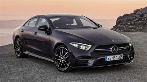The Mercedes-AMG CLS 53 4MATIC+ is a hybrid AMG with 435