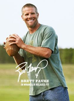 The differences between us and Brett Favre: A top ten list