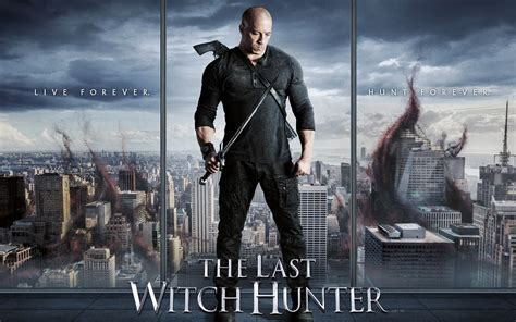 The Last Witch Hunter Vin Diesel Wallpapers | HD