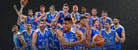 Antetokounmpo brothers, Bourousis and Calathes all in