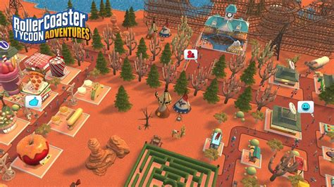 RollerCoaster Tycoon Adventures Review – Capsule Computers