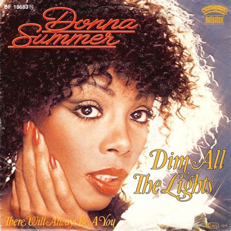 Donna Summer - Dim All The Lights (Vinyl) at Discogs