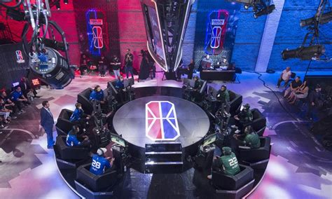 As NBA 2K League's First Season Closes Out, Studio and