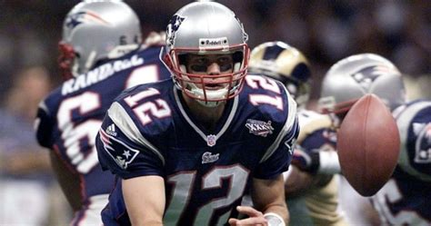 Patriots Changed The Super Bowl Forever By Coming Out Of