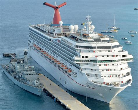Carnival Liberty - Itinerary Schedule, Current Position