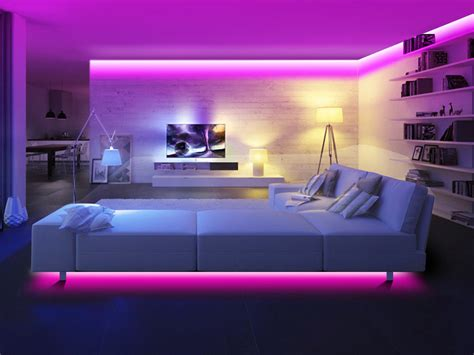 24V RGB LED strip kit for bedroom with IR and WIFI control