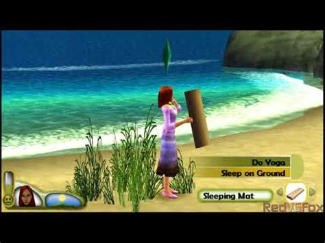 Sims 2 - Castaway, The (USA) ISO