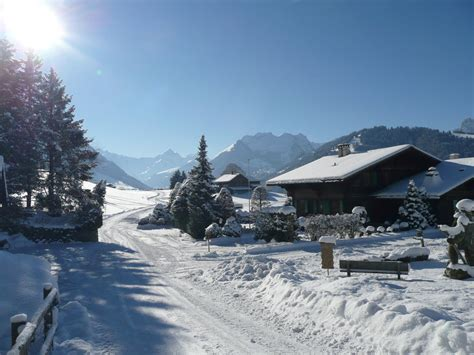 Domaines skiables Gstaad