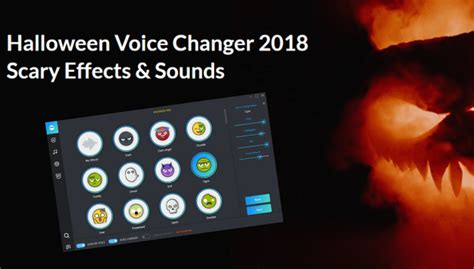 Halloween Voice Changer & Soundboard - FREE Scary Sounds