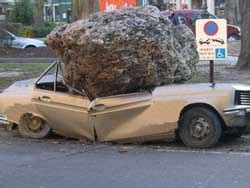 Incroyable accident au Beausset!
