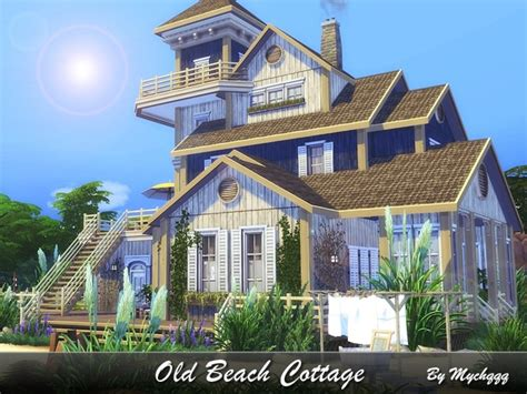 MychQQQ's Old Beach Cottage
