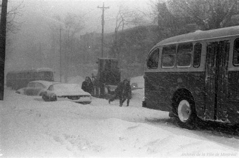The 49th Anniversary of the Blizzard of 1971   Suburban
