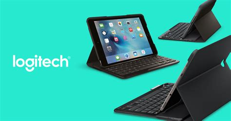 Logitech announces new cases for Apple iPad mini 4 and