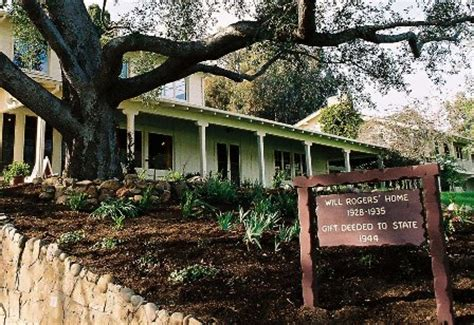 Will Rogers SHP: Visitors Can Tour Ranch of Hollywood Cowboy