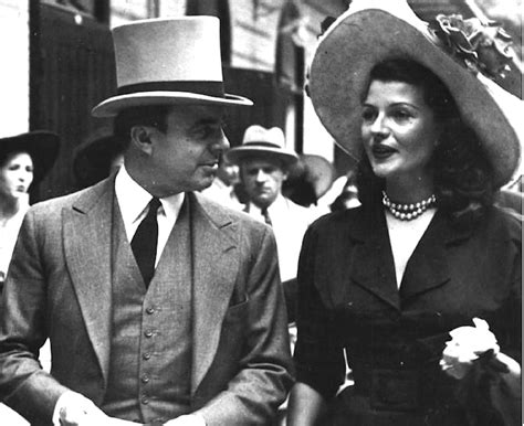 Rita Hayworth: A Pin-Up Queen's Flirtation With The French
