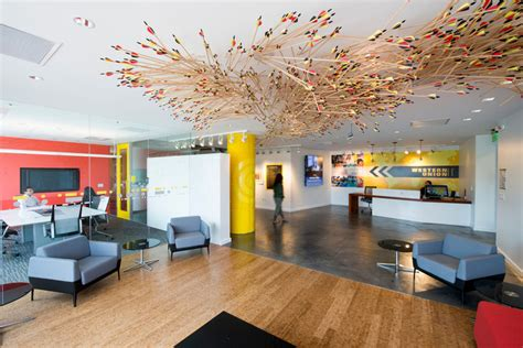 Western Union - San Francisco Offices - Office Snapshots