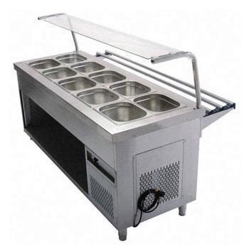 Food Serving Equipment - Cold Bain Maire Manufacturer from