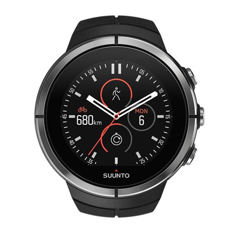 Suunto's Spartan is smartwatch for the fitness and outdoor