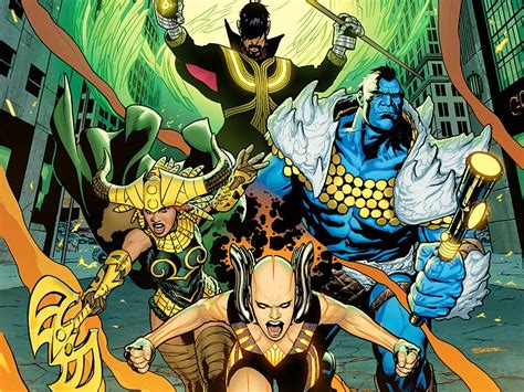 New Age of DC Heroes: What to Expect from The Unexpected | DC