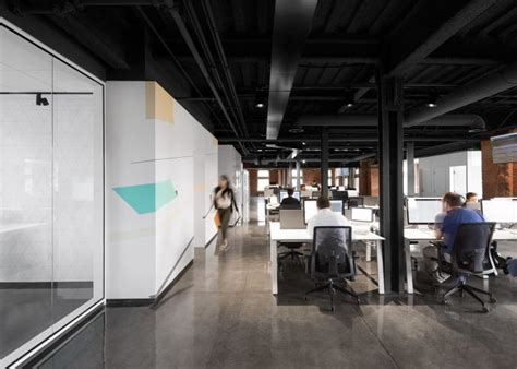 Lightspeed Headquarters by ACDF Architecture, Montreal