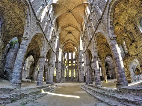 A day trip to the abbey of Villers-La-Ville