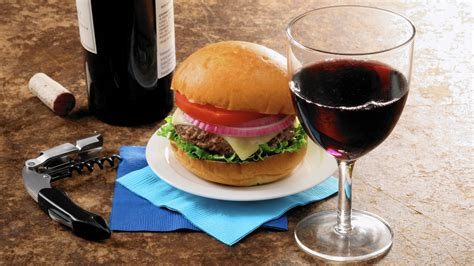 10 wines to wash down that grilled burger tonight