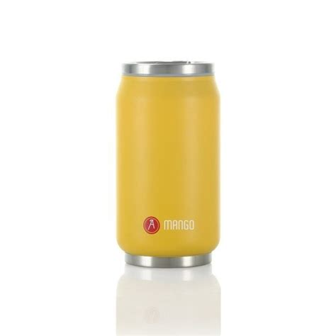 Canette isotherme Pull Can'it Mango 280ml - Les Artistes