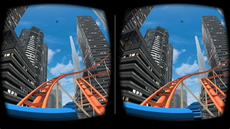 VR Roller Coaster for Android - APK Download