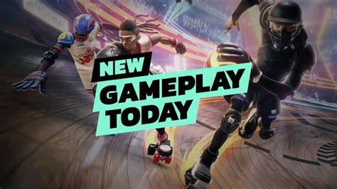 New Gameplay Today – Roller Champions - Game Informer