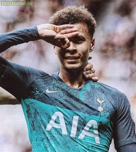 Still trying to figure out how Dele Alli did this with his