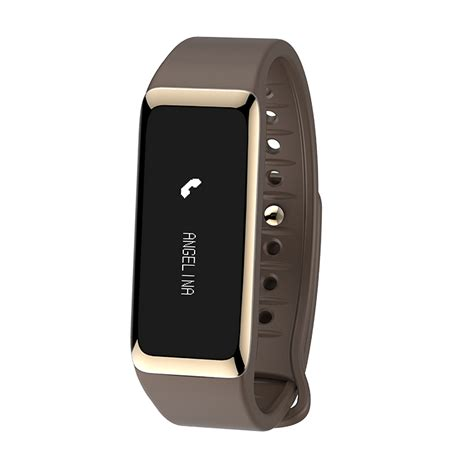 ZeFit2 Activity tracker with smartphone notification