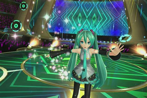 I went to a Hatsune Miku concert in my living room - The Verge