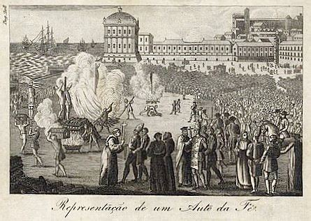 The Portuguese Inquisition | Printed_Matter