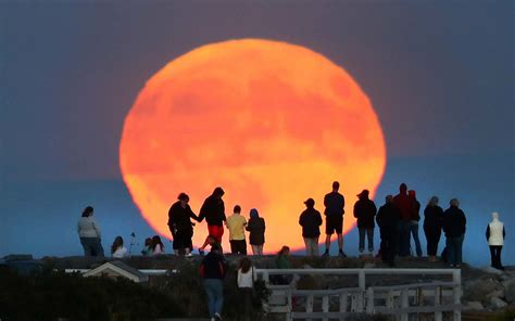 A Rare 'Harvest Moon' Is Coming