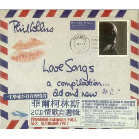Phil Collins Love Songs - A Compilation