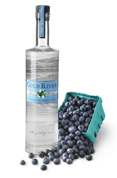 Cold River Blueberry Vodka Reviews and Ratings - Proof66