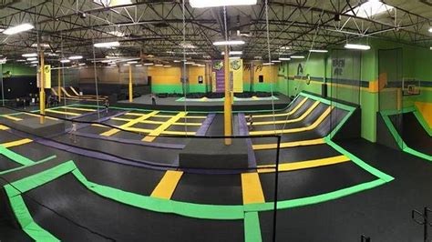 Jump around: Nittany Mall to add indoor trampoline park