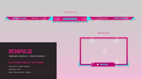 Twitch Overlays - The Best Stream Overlays for OBS and XSplit