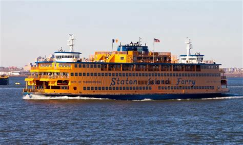 The Free Staten Island Ferry | The Ultimate View of the
