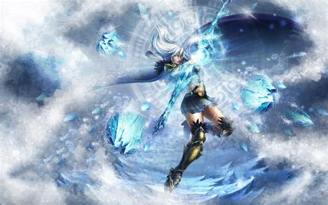 League Of Legends, Ashe Wallpapers HD / Desktop and Mobile