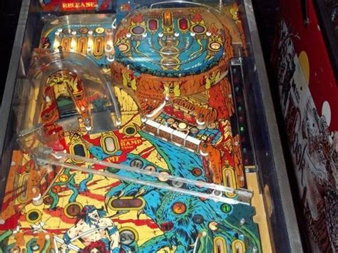 1987 Gottlieb Arena Pinball - for Sale in Rockledge