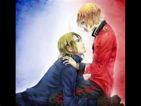 Hetalia - France x Canada - Once Upon a December (French